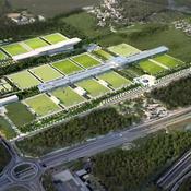 Les premières images du projet du centre d'entraînement du PSG