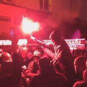 Les ultras du PSG ont rendu hommage à l'animateur de Skyrock décédé