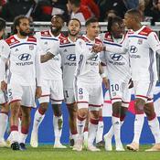 Lyon renverse Bordeaux et conforte sa place sur le podium