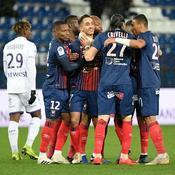 Vainqueur de Toulouse à la dernière minute, Caen n'est plus relégable