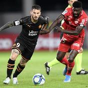 Malmené à Dijon, Marseille s'en sort avec le nul