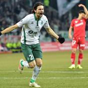 Les Verts se relancent à Dijon et se rapprochent de Lyon