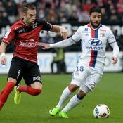 Ligue 1: Dix de chute pour Lyon à Guingamp