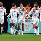 Avec un grand Memphis Depay, Lyon renverse Guingamp et se rapproche du podium