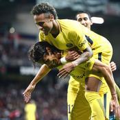 Avec un Neymar déjà décisif, le PSG s'impose à Guingamp