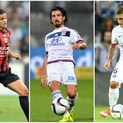 Ligue 1 : L'équipe-type de la 2e journée