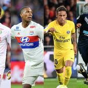 Tatarusanu, Marcelo, Neymar et Malcom.