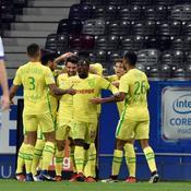 Nantes prolonge l'effet Conceição, Lorient sort la tête de l'eau
