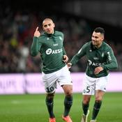 Saint-Etienne et Nice se replacent