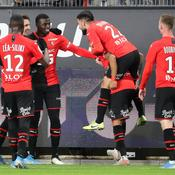 Rennes revient fort, Monaco et Nice respirent