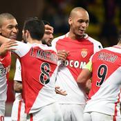 Ligue 1: Monaco toujours irrésistible, Lille glisse dangereusement