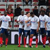 Caen reste en vie, Montpellier peut croire à l'Europe
