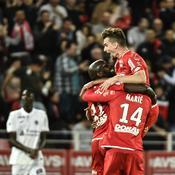 Caen en Ligue 2, Dijon jouera les barrages contre Lens