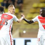 Monaco leader renversant, Montpellier toujours au point mort