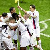 Porté par Neymar, le PSG tranquille à Lille