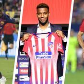 Ligue 1 : Malcom, Lemar, Pastore… notre équipe-type des joueurs qui sont partis cet été