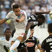 Freiné par Angers, l'OM perd ses premiers points