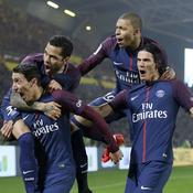 Le Paris SG perpétue sa série contre Nantes
