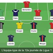 Equipe-type Ligue 1