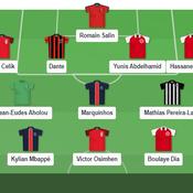 Ligue 1 : notre équipe-type de la 1ère journée
