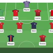 Ligue 1 : notre équipe-type de la deuxième journée