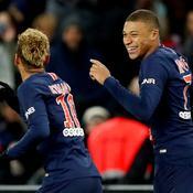 Mbappé et Neymar frappent, le PSG établit un record