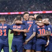 Le Paris SG retrouve des couleurs pour fêter son sacre