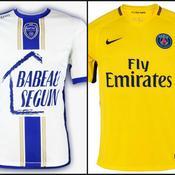 Ligue 1: quel est le maillot le plus moche ?