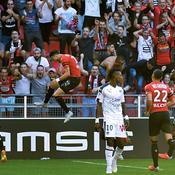 Rennes fait replonger Bordeaux