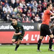 Grâce à Falcao, Monaco arrache un nul miraculeux à Rennes