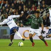 Ligue 1 : Saint-Etienne patine toujours