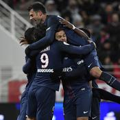 Ligue 1 : Sans briller, le PSG s'impose à Dijon