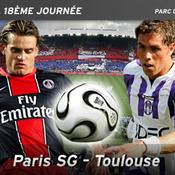 LIVE Paris SG-Toulouse