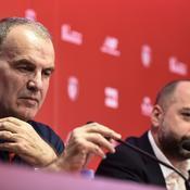 Lopez ne fixe «pas d'ultimatum» à Bielsa mais trouve «la situation inacceptable»