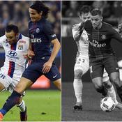 Tops/Flops Lyon-PSG : Cavani et Valbuena décisifs, Ben Arfa peut mieux faire