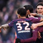 Lyon, PSG, Cavani : les chiffres marquants du week-end de L1