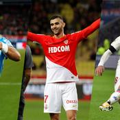 Marseille, Monaco, Fekir : les chiffres marquants du week-end de L1