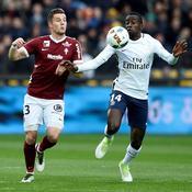 Matuidi: «On a manqué un peu de respect à l'adversaire»