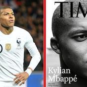 Mbappé en Une du magazine Time, un secret extrêmement bien gardé
