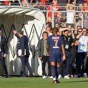 Mbappé présente ses excuses après son coup de sang à Nîmes