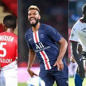 Monaco, Choupo-Moting, Niang : le debrief stats du week-end de L1