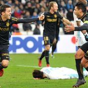 Monaco écrase (encore) l'OM et prend la tête de la Ligue 1