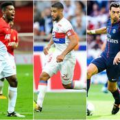 Monaco, Fekir, Pastore : les chiffres marquants du week-end de L1