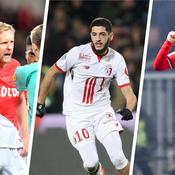 Monaco, Lille, Khazri : les chiffres marquants du week-end de L1