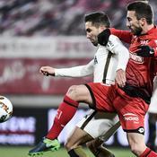 Monaco piétine à Dijon, le PSG et Nice s'en réjouissent