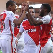 Monaco renverse Toulouse et met la pression sur le PSG
