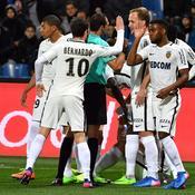 Monaco souffre mais tient le choc à Montpellier