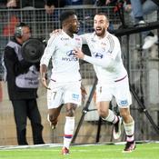 Lyon s'impose à Montpellier et met la pression sur Monaco
