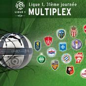 LIVE 31e journée Ligue 1