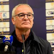 Claudio Ranieri - AFP PHOTO-GUILLAUME SOUVANT